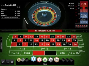 Roulette strategie/systeem